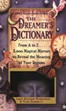 Dreamer's Dictionary by Stearn Robinson
