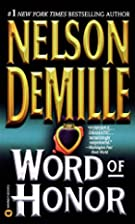 Word of Honor by Nelson DeMille
