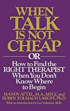 When Talk is Not Cheap: Or How to Find the…