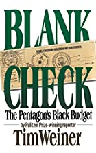 Blank Check by Tim Weiner