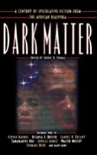 Dark Matter: A Century of Speculative…