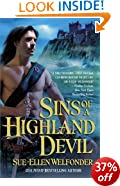 Sins Of A Highland Devil: Highland Warriors: Book 1