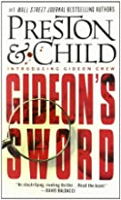 Gideon's Sword by Lincoln Child Douglas…