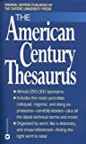 Urdang, Laurence: The American Century Thesaurus