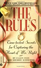 The Rules(TM): Time-Tested Secrets for…