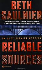 Reliable Sources (Alex Bernier Mysteries) by…