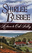 Return to Oak Valley by Shirlee Busbee