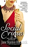 Hitchcock, Jane Stanton: Social Crimes
