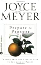 Prepare to Prosper: Moving from the Land of…