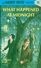 What Happened at Midnight (The Hardy Boys…