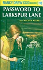 The Password to Larkspur Lane by Carolyn&hellip;