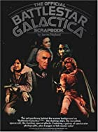 The official Battlestar Galactica scrapbook…