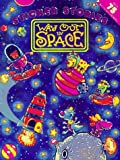 Evans, Nate: Way out in Space (Sticker Stories)