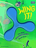 Tomecek, Steve: Wing It! (Books and Stuff)