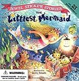 Wendy Cheyette Lewison: The Littlest Mermaid (Jewel Sticker Stories)