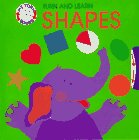 Turn and Learn Shapes (My Turn Books) by…