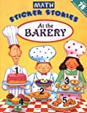 Lamut, Sonja: At the Bakery (Sticker Stories)