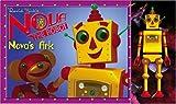 David Kirk: Nova's Ark Book and Toy Set (Nova the Robot)