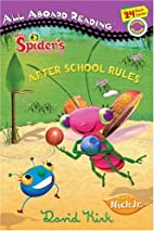 After School Rules (Miss Spider) by David…