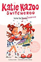 Vote for Suzanne by Nancy Krulik