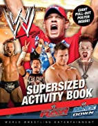 Supersized Activity Book (WWE) by Jake Black