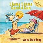 Llama Llama Sand and Sun by Anna Dewdney