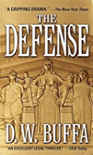 The Defense by D. W. Buffa