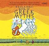 D'Aulaire, Ingri: D'Aulaires Book of Greek Myths(Lib)(CD)