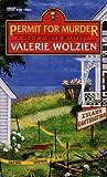 Wolzien, Valerie: Permit for Murder (A Josie Pigeon Mystery #2)