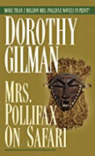 Mrs. Pollifax on Safari by Dorothy Gilman