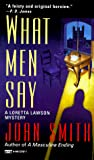 Smith, Joan: What Men Say