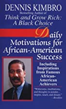 Daily Motivations for African-American…