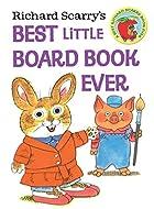 Richard Scarry's Best Little Board Book…