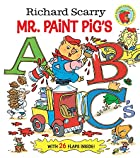 Richard Scarry Mr. Paint Pig's…