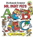 Richard Scarry Mr. Paint Pig's…