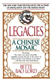 Lord, Bette Bao: Legacies