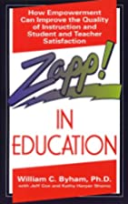 Zapp! In Education: How Empowerment Can…