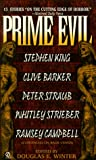 Winter, Douglas E.: Prime Evil: New Stories by the Masters of Modern Horror