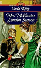 Mrs. McVinnie's London Season by Carla Kelly