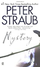 Mystery by Peter Straub