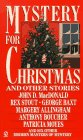 MacDonald, John D.: Mystery for Christmas: And Other Stories