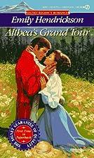 Althea's Grand Tour (Signet Regency Romance)…
