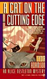 Adamson, Lydia: A Cat on the Cutting Edge (An Alice Nestleton Mystery)