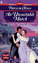 An Unsuitable Match by Patricia Oliver