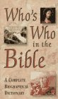 Consumer Guide editors: Who's Who in the Bible