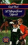 Buck, Gayle: A Magnificent Match