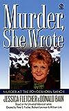 Fletcher, Jessica: Murder She Wrote: Murder at the Powderhorn Ranch