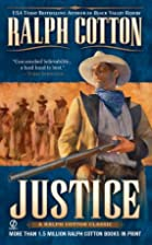 Justice by Ralph Cotton