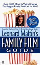 Leonard Maltin's Family Movie Guide by…