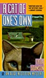 Adamson, Lydia: A Cat of One's Own (Alice Nestleton Mysteries)